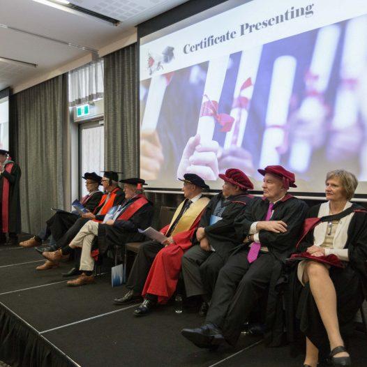 Graduation Ceremony of 2017