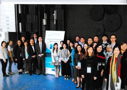 Elite Education Institute's Deputy Vice Chancellor Attending Workshop in Hong Kong