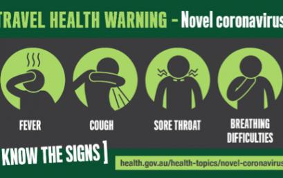 Novel Coronavirus – Fact Sheet